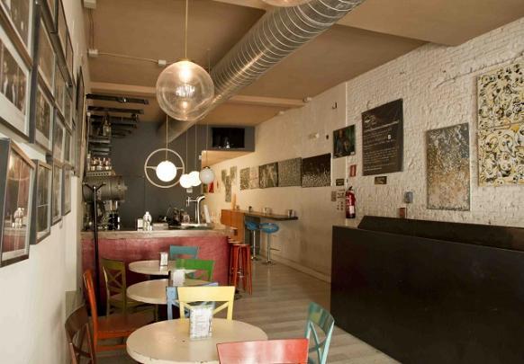 Planes para un fin de semana mol n en madrid a mesa puesta for Calle loreto prado y enrique chicote 13