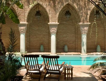 Destino: Marrakech