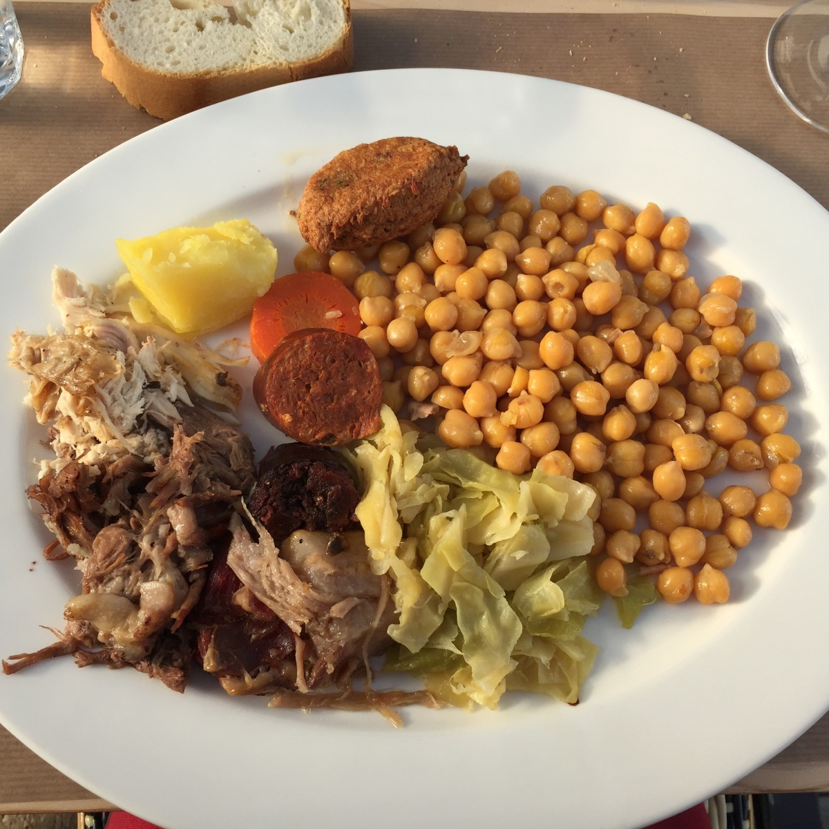 Guito´s: El cocido más casero deMadrid