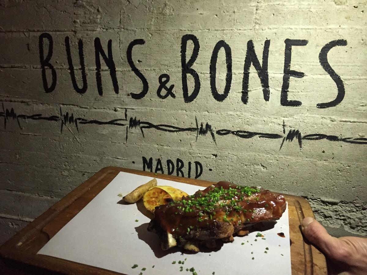 Buns&Bones: un street food perfecto para la cuesta deenero